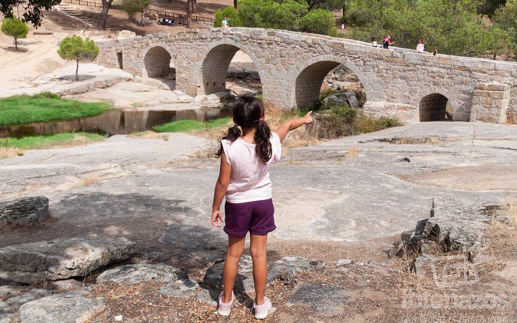 Área recreativa de Valdemaqueda y Puente Mocha