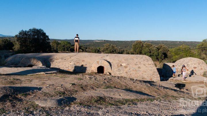 El Búnker de Navalagamella, la posición Calvario, fortificación de la Guerra Civil en la Sierra Oeste de Madrid